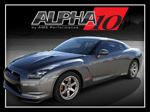 AMS GT-R Alpha 10 Package
