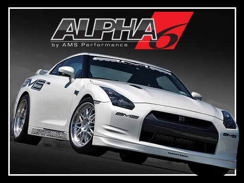 AMS GT-R Alpha 6 Package