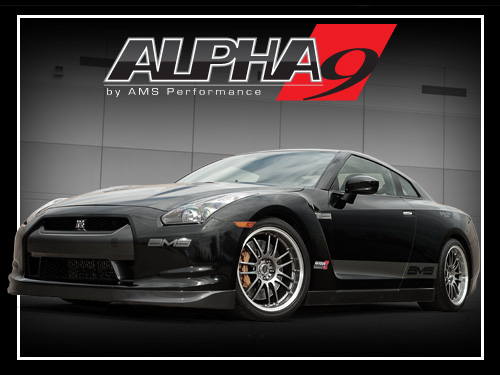 AMS GT-R Alpha 9 Package