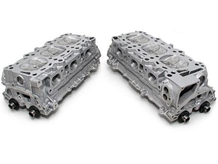 AMS GTR Alpha Race Ported Cylinder Heads