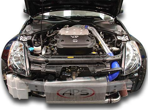 APS Single Turbo Kit 350Z/G35 03-07