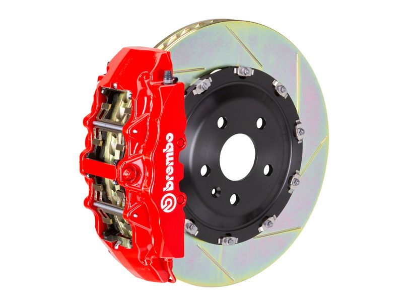 Brembo GT Series 8-Piston Front Big Brake Kit