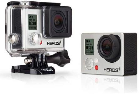 Камера GoPro HD HERO 3+ Black Edition