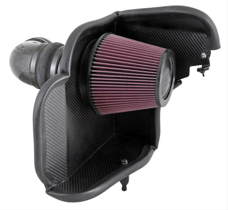 K&N 63 Series Aircharger Air Intakes