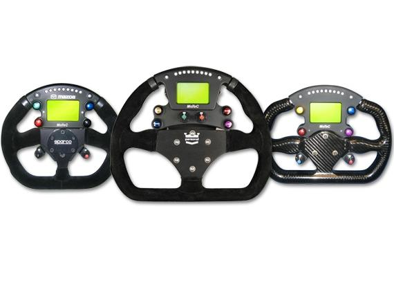 MoTeC MDD Steering Wheel