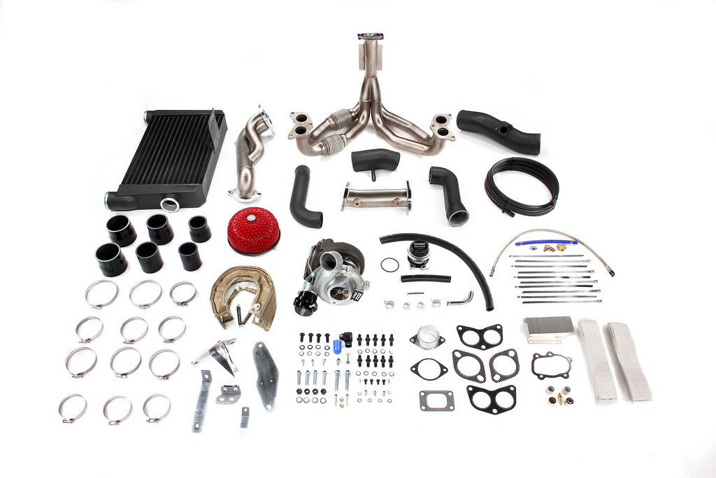 SBD 500X Turbo Kit Subaru BRZ/SCION FRS 2013+