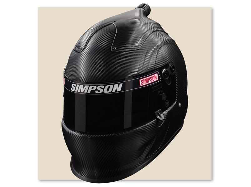 Simpson Carbon Fiber Air Inforcer Vudo