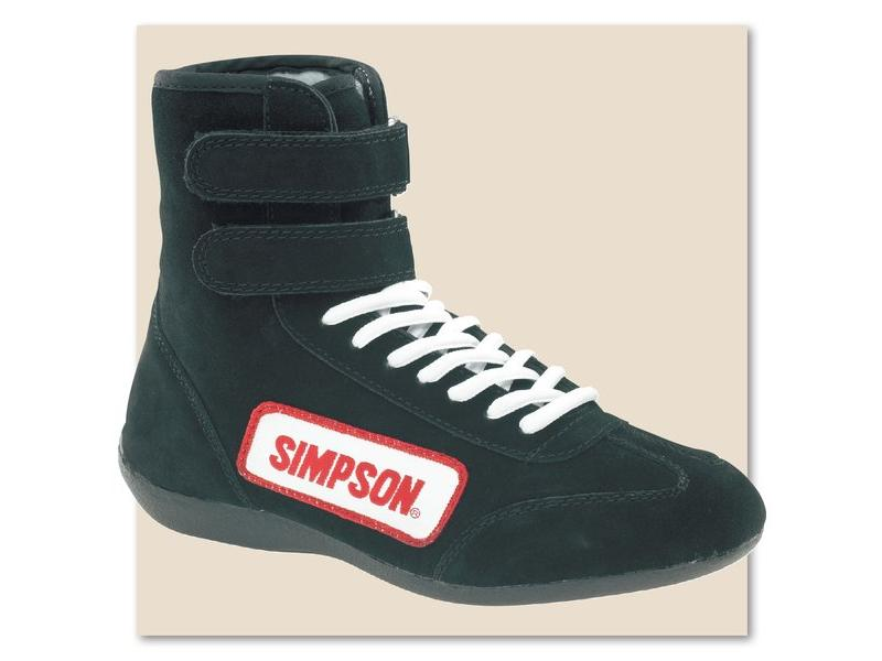 Simpson The Hightop Driving Shoe