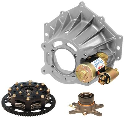 Tilton 52-Series UTGC Driveline Package