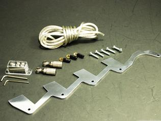 Weapon R Equalizer Kit Accord 03-07